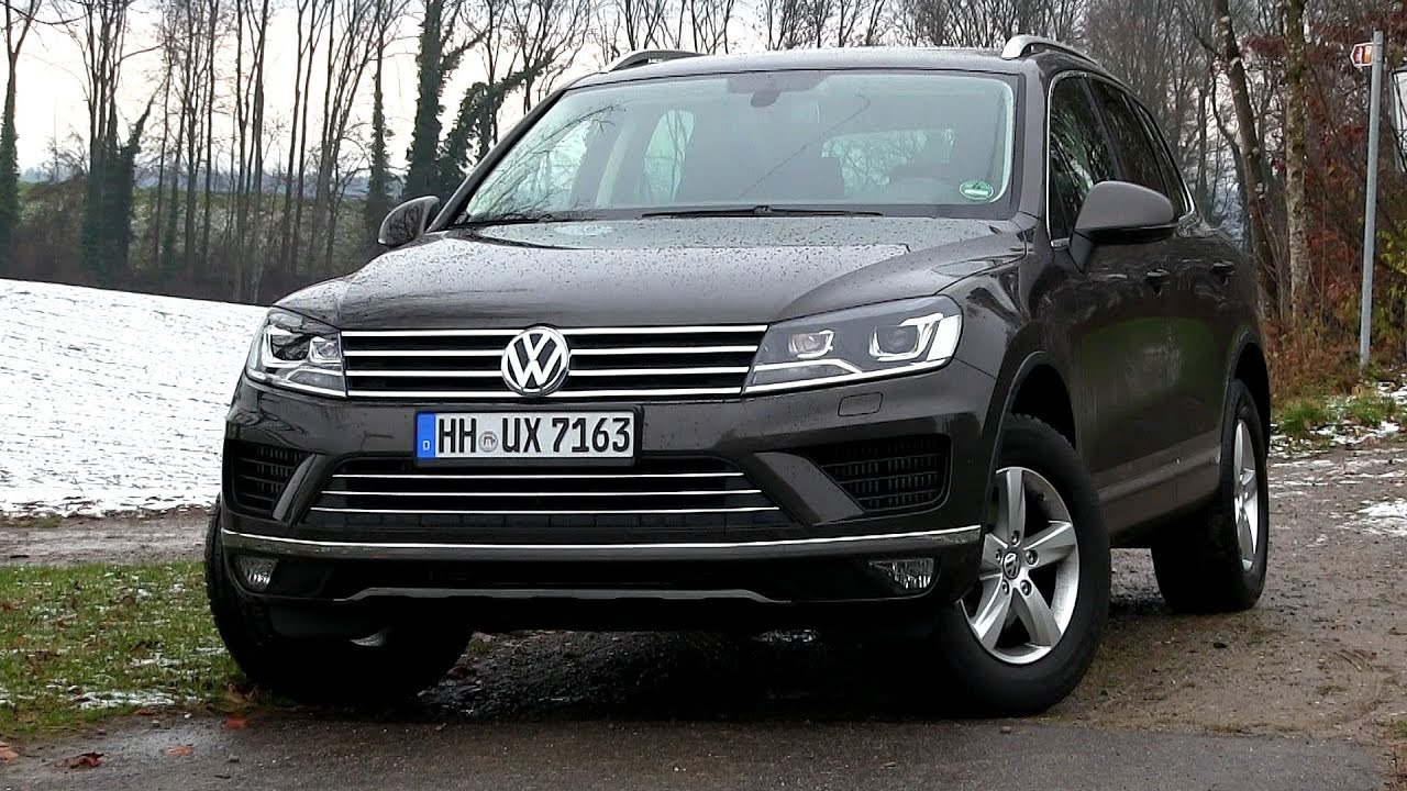 2015 vw touareg 3 0 v6 tdi 262 hp test drive youtube. Black Bedroom Furniture Sets. Home Design Ideas