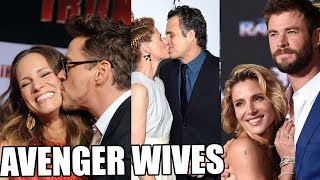Avengers Real Life Couples   Marvel Cast Real Life Partners Revealed 2019