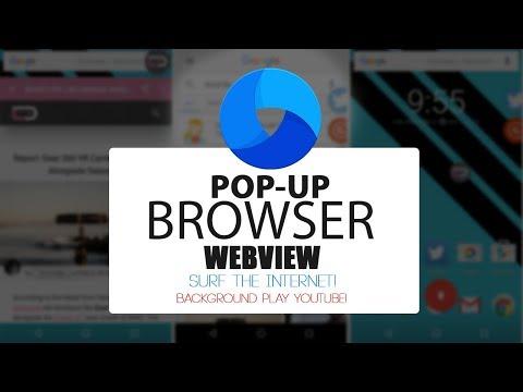 Frame Browser! Background Play YouTube   Flyperlink   Frame Links   Webview  