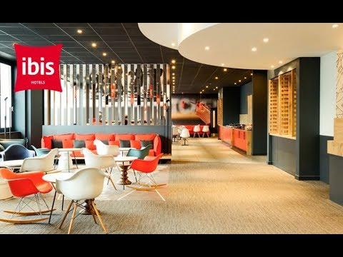 Discover Ibis Portsmouth Centre • United Kingdom • Vibrant Hotels • Ibis