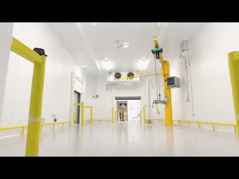 Bristol-Myers Squibb Large-Scale Cell Culture Biologics Manufacturing Facility Project Overview