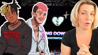 Реакция МАМЫ на Lil Peep & XXXTENTACION - Falling Down
