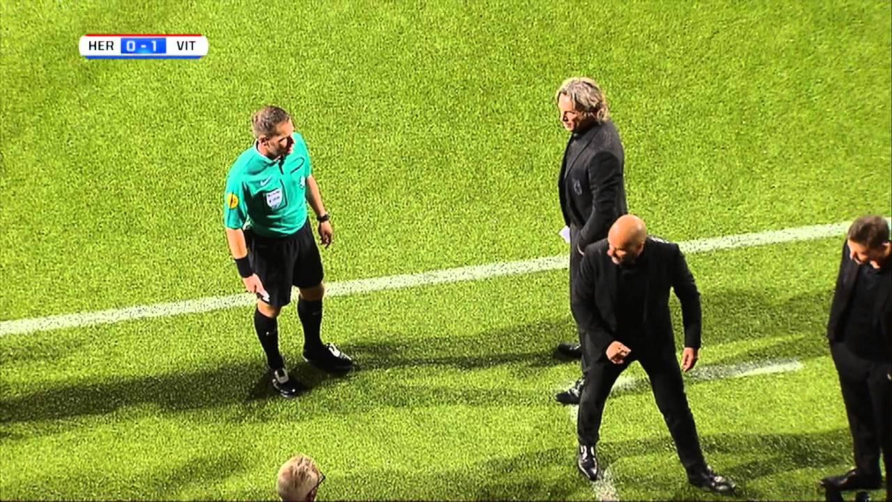 Samenvatting bekerwedstrijd Heracles Almelo - Vitesse
