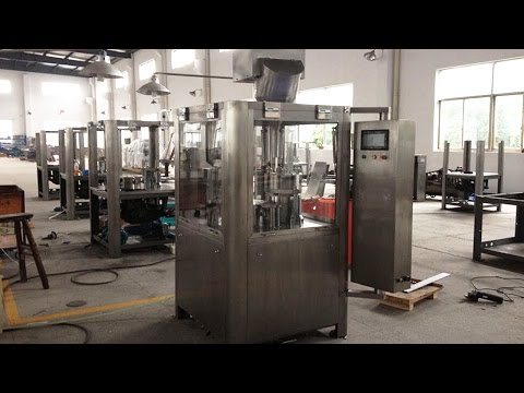 installation debugging capsules filling machine how-to run équipements capsule de fabrication