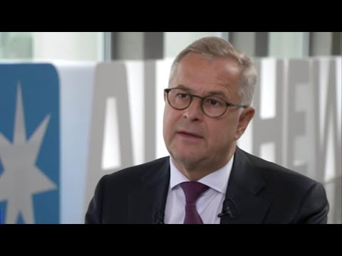 Maersk CEO Soren Skou: Fair, Rule-based Global Trade Shall Benefit All