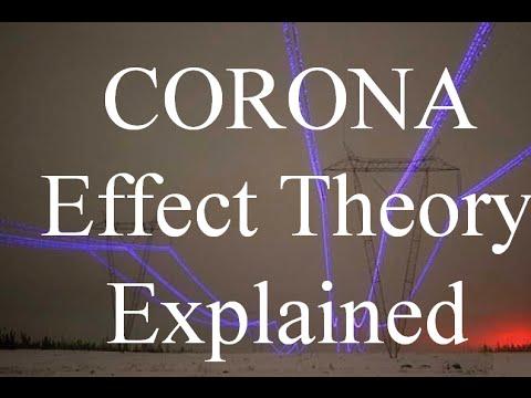 Corona Effect Theory (In Transmission Line) | Thakar Ki Pathshala