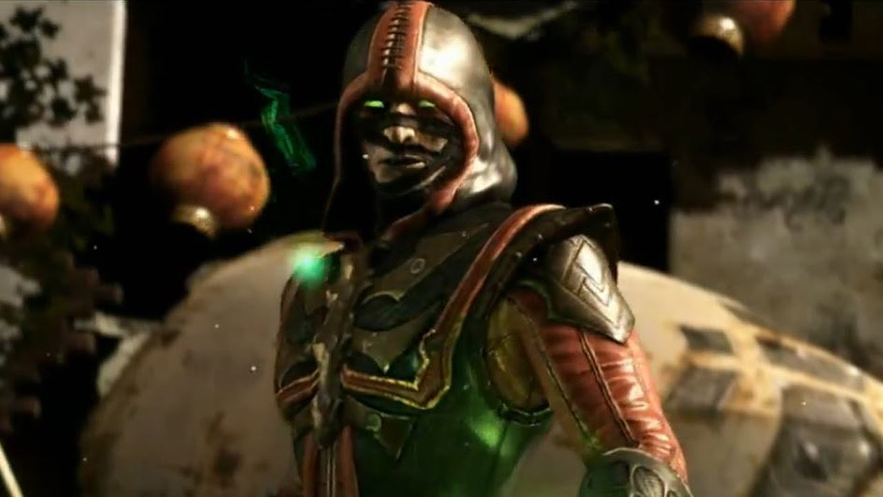 Image result for Mortal Kombat X Ermac