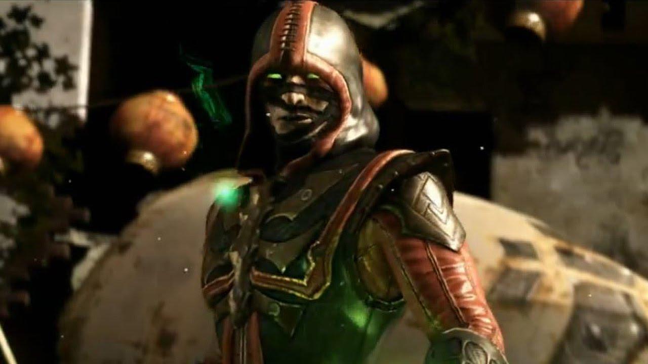 Image result for Mortal Kombat X Ermac