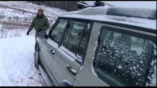 Задняя передача - 20 лет Land Rover Discovery
