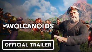 Volcanoids - Official Steam Workshop Update Launch Trailer