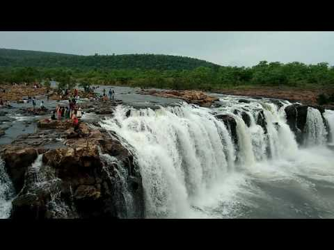 Beauty of Bogatha waterfalls - Wajedu