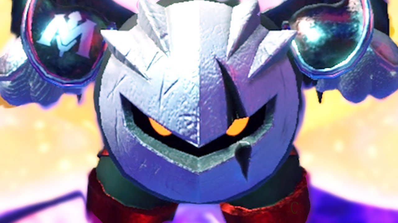 4 Dark Meta Knight Are OP in Kirby Star Allies (All Bosses + Final Boss) Soul Melter Difficulty