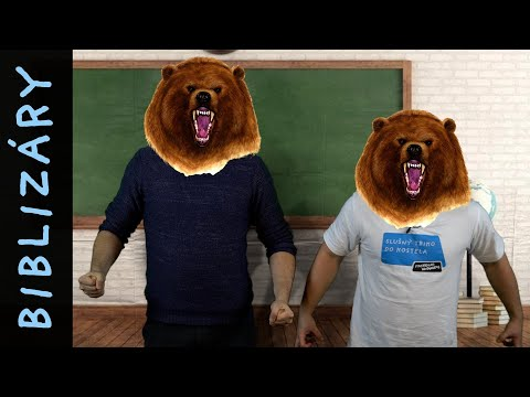 Biblické bizáry - Medvědi a trenky