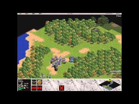 Age of Empires 1 Greeks level 5 I'll be Back HD