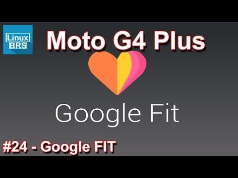 Lenovo Moto G4 Plus - Google Fit
