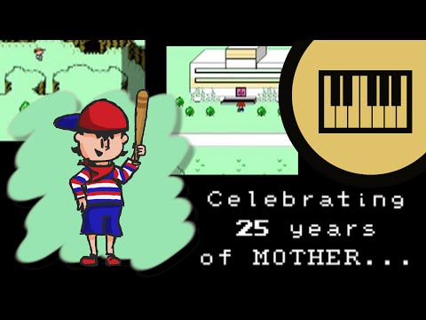 EarthBound Beginnings - PSI Medley & Eight Melodies (Piano) - MOTHER 25th Anniversary Special!