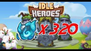 Idle heroes  ► 320 orbs !!  #153