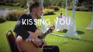 Baixar Darryl Syms - Kissing You (AUDIO) (Des'ree Guitar Cover) (Wedding Guitar Demo)