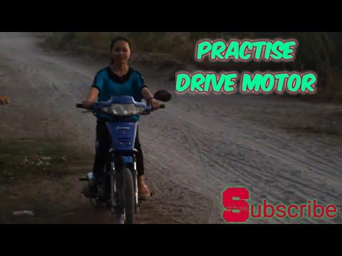 Practise lng drive motor
