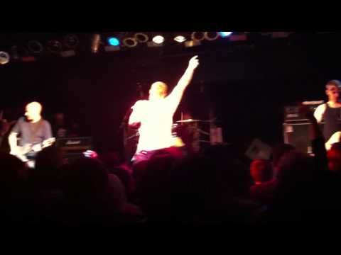 Riot Fest 2011 - All - Chad Price set at Bottom Lounge