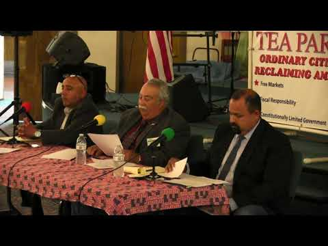 SBTPP hosts Sutter County District 3 Supervisors Candidates 4 16 2018