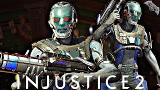 Injustice 2 Online - EPIC MR. FREEZE COMBOS!