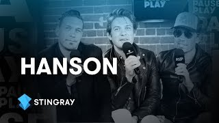 Hanson Interview Stingray PausePlay