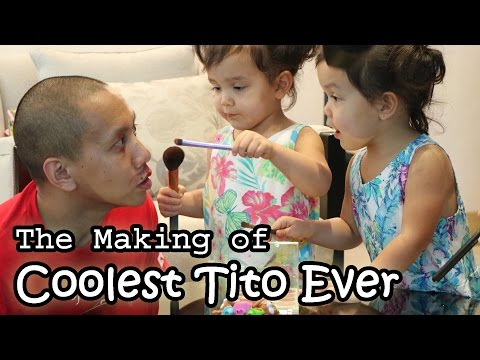 The Making of 'COOLEST TITO EVER' | feat. ItsJudyTime Travis Family | Vlog #6 thumbnail