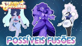 Gambar cover Possible Fusions #6 (Steven Universe)