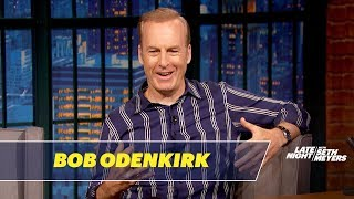 Bob Odenkirk Fell Asleep During His Own Stand-Up Set