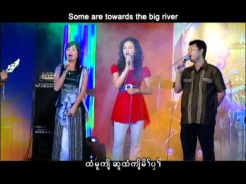 Karen song 2010 -  P'saw Hser , Joan Joan & A Sound Marn