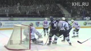 Daily KHL Update (English Commentary) - Dec 20, 2012