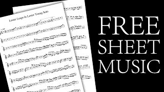 GET UNLIMITED FREE SHEET MUSIC - Downloading MuseScore Sheet Music for FREE Without Subscription