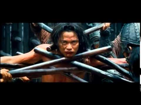 Ong Bak 3   Torture Fight Scene thumbnail