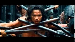 Repeat youtube video Ong Bak 3   Torture Fight Scene