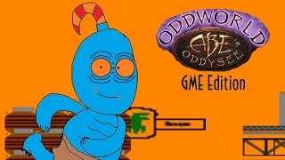 Its Gametime: Ali plays Oddworld Abes Oddysee GME (fanmade) - THIS GAME IS AMAZING