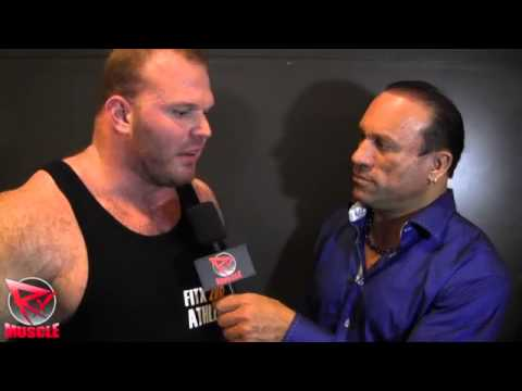 Nick Best & Derek Poundstone Interviewed After Stage Event ...Derek Poundstone Diet