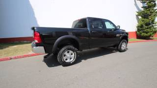 2015 Dodge Ram 2500 Power Wagon Tradesman | Brilliant Black | FG593263 | Redmond | Seattle |