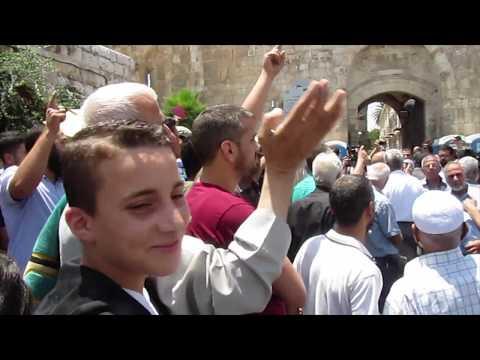 Temple Mount Crisis