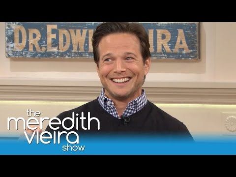 Why Scott Wolf Doesn't Wear a Wedding Ring  The Meredith Vieira