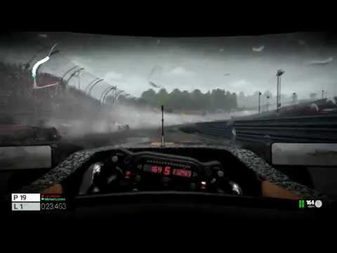 This Is How Hard Project CARS Is In Heavy Rain Conditions [F1]