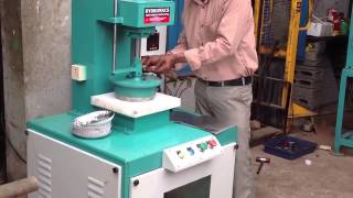 Paper Plate Machine by Sam Hydromacs Private Limited, Chennai