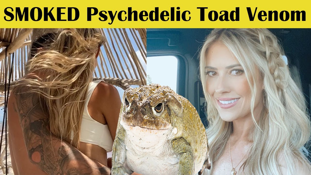 Christina Haack Says She Smoked Psychedelic Toad Venom Before ...