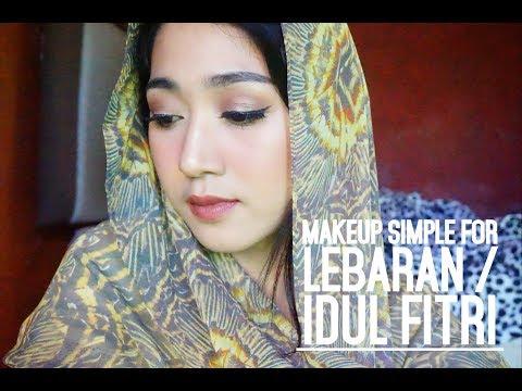 idul-fitri-/-lebaran-makeup-(-easy-makeup-tutorial-)