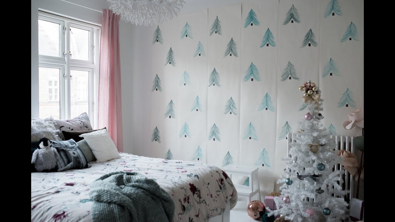 CHRISTMAS PUKED IN HERE TEEN GIRL BEDROOM MAKEOVER