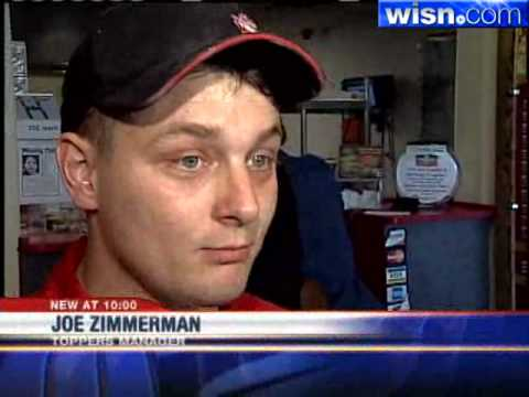Armed robbery of Pizza store - staff traumatized