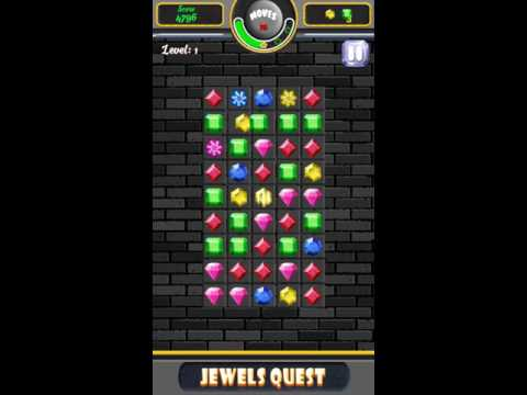 Game android jewels quest