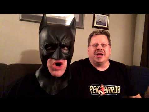 London Batman and Captain Foley - Just Hangin Out