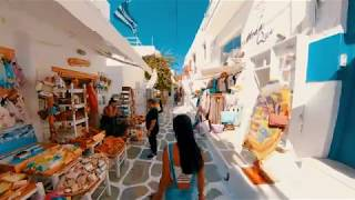 MYKONOS IN 5K - Shot on Insta360 ONE X