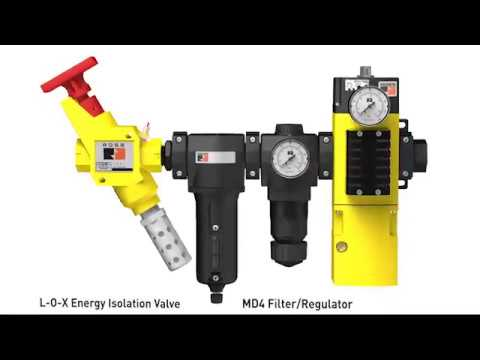 Ross Controls M35 Safety Exhaust Valve In Depth Product Information